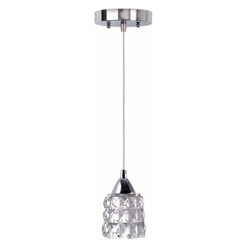 Kenroy Glitz LED Mini Pendant - image 1 of 1