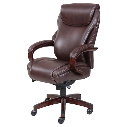 Air Executive Chair Coffee - La-Z-Boy : Target on lazy boy chair, hickory office chair, lawn chair, double reclining patio chair, judges chair, wicker recliner chair, lane office chair, mustang office chair, la z boy leather chair,