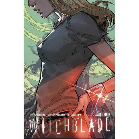 Witchblade Volume 2: Good Intentions - by  Caitlin Kittredge (Paperback) - image 1 of 1