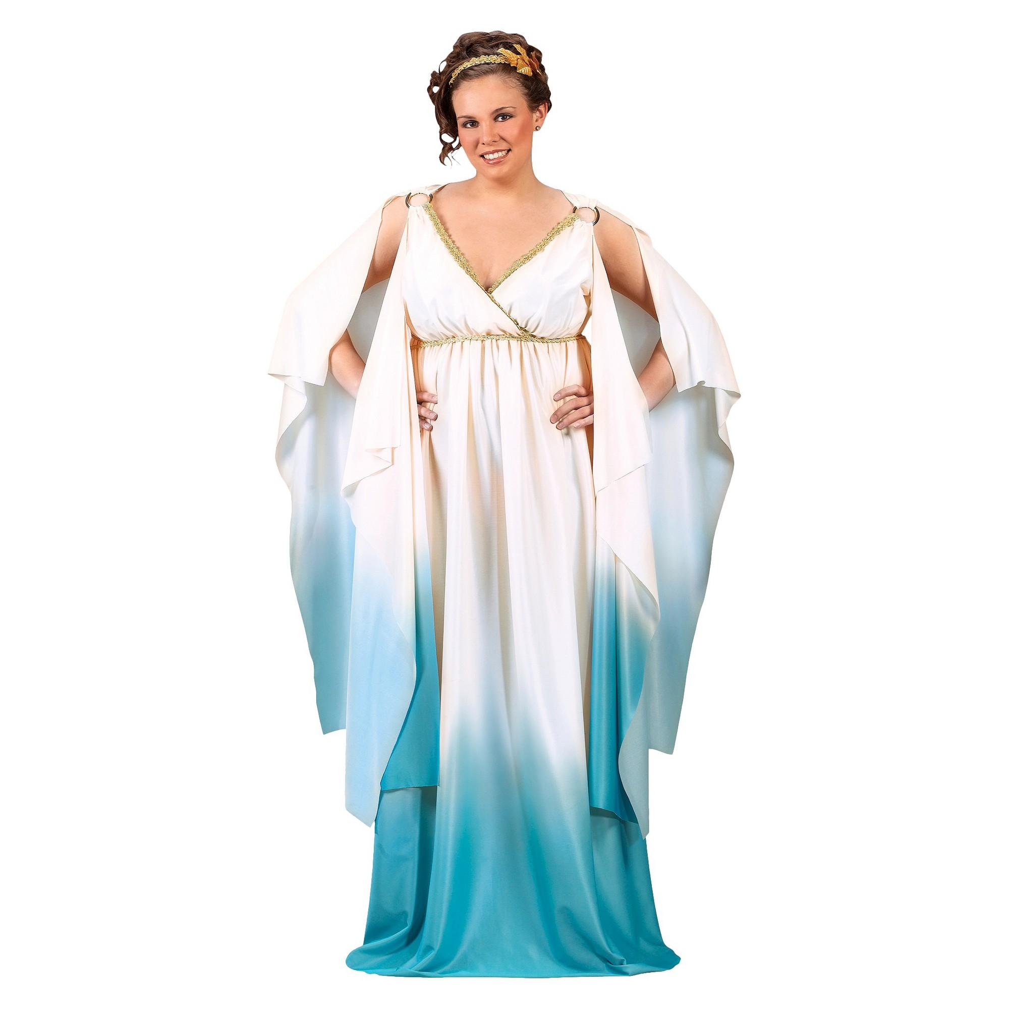 Halloween Women's Greek Goddess Costume Large