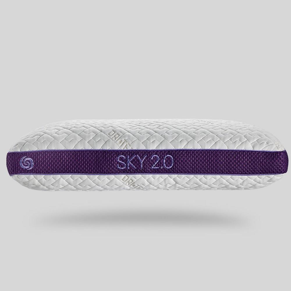 Image of 2.0 Purple Sky Series Pillow (Standard) Purple - Bedgear