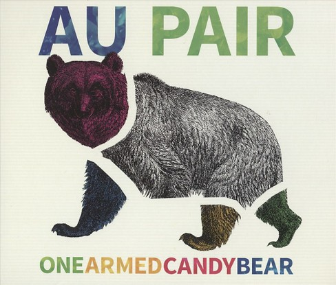 Au pair - One armed candy bear (CD) - image 1 of 1