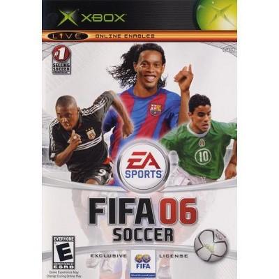 FIFA Soccer 2006 - Xbox