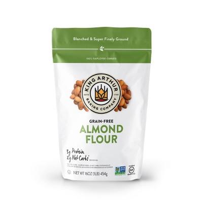 King Arthur Gluten & Grain Free Almond Flour - 16oz