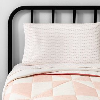 Twin Modern Quilt Spa Peach - Hearth & Hand™ with Magnolia