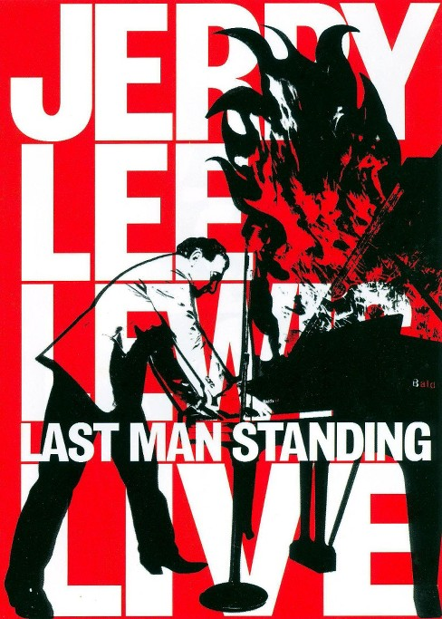 Jerry Lee Lewis: Last Man Standing Live - image 1 of 1
