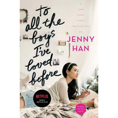 To All the Boys I've Loved Before (Reprint) (Paperback) by Jenny Han