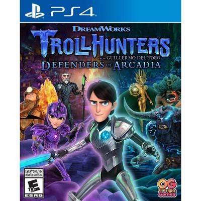 Trollhunters Defenders of Arcadia - PlayStation 4