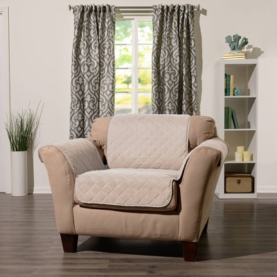 Microfiber Chair Furniture Protector - Sure Fit