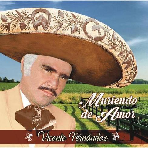 Vincente Fernandez - Muriendo De Amor - image 1 of 1