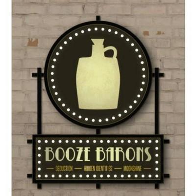 Booze Barons Board Game