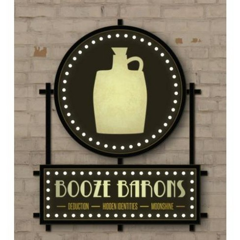 Booze Barons Board Game - image 1 of 1