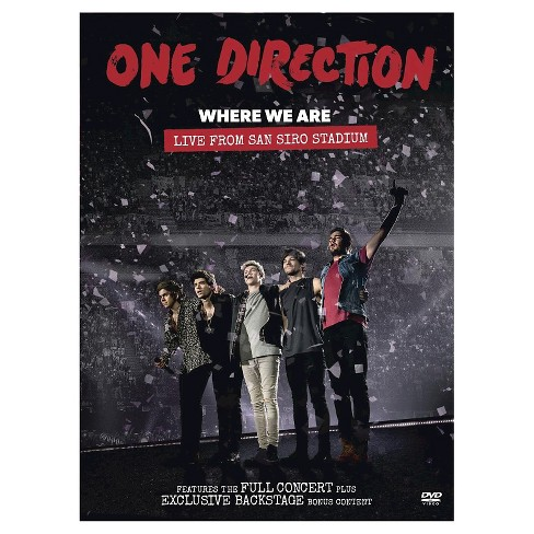 One Direction 'Where We Are' Live From San Siro Stadium - image 1 of 1