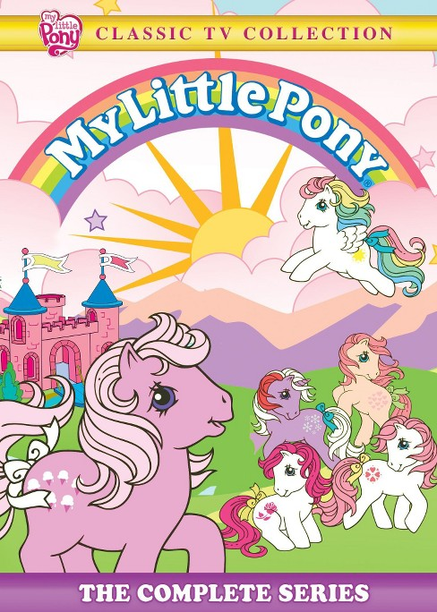 My little pony:Complete series (DVD) - image 1 of 1