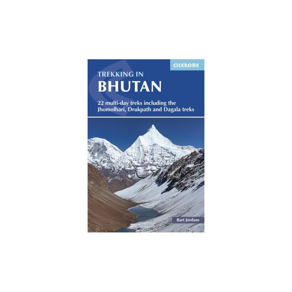 Trekking in Bhutan : 22 Multi-Day Treks Including the Jhomolhari, Druk Path, Lunana and Dagala Treks - 3