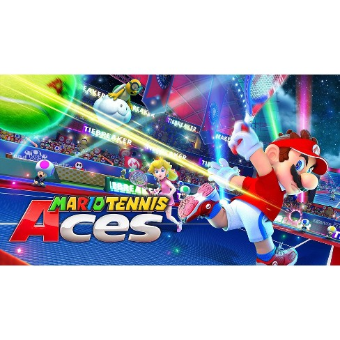 Mario Tennis Aces - Nintendo Switch (Digital) - image 1 of 4