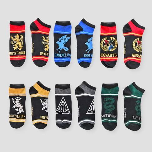 Boys' Harry Potter 6pk Casual Socks - image 1 of 1
