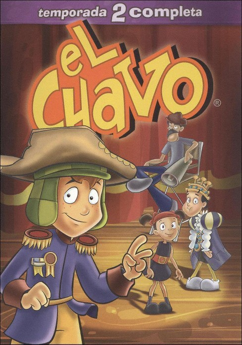 El chavo animado season 2 (DVD) - image 1 of 1