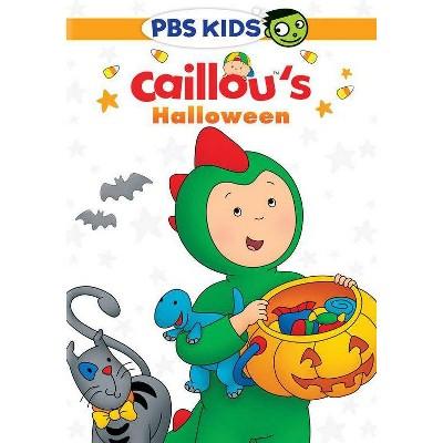 Caillou: Caillou's Halloween (DVD)(2015)