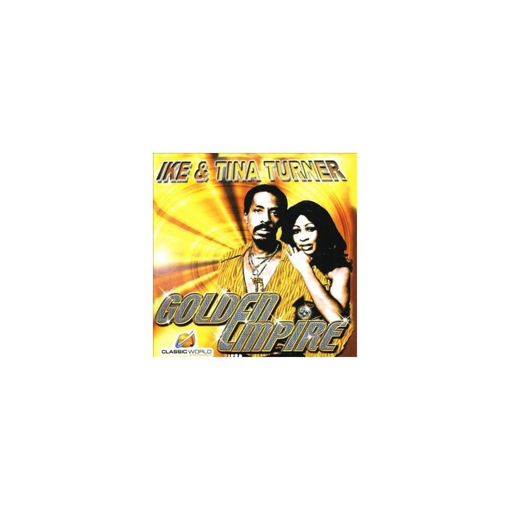 Ike Turner - Golden Empire (CD)