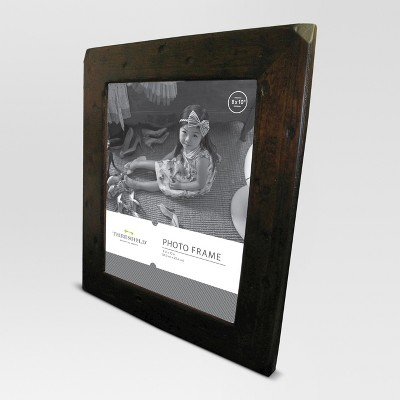 8 x10  Frame Candlenut Distressed - Threshold™
