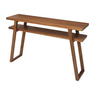 Leroy Console Table Set Blonde - Hopper Studio