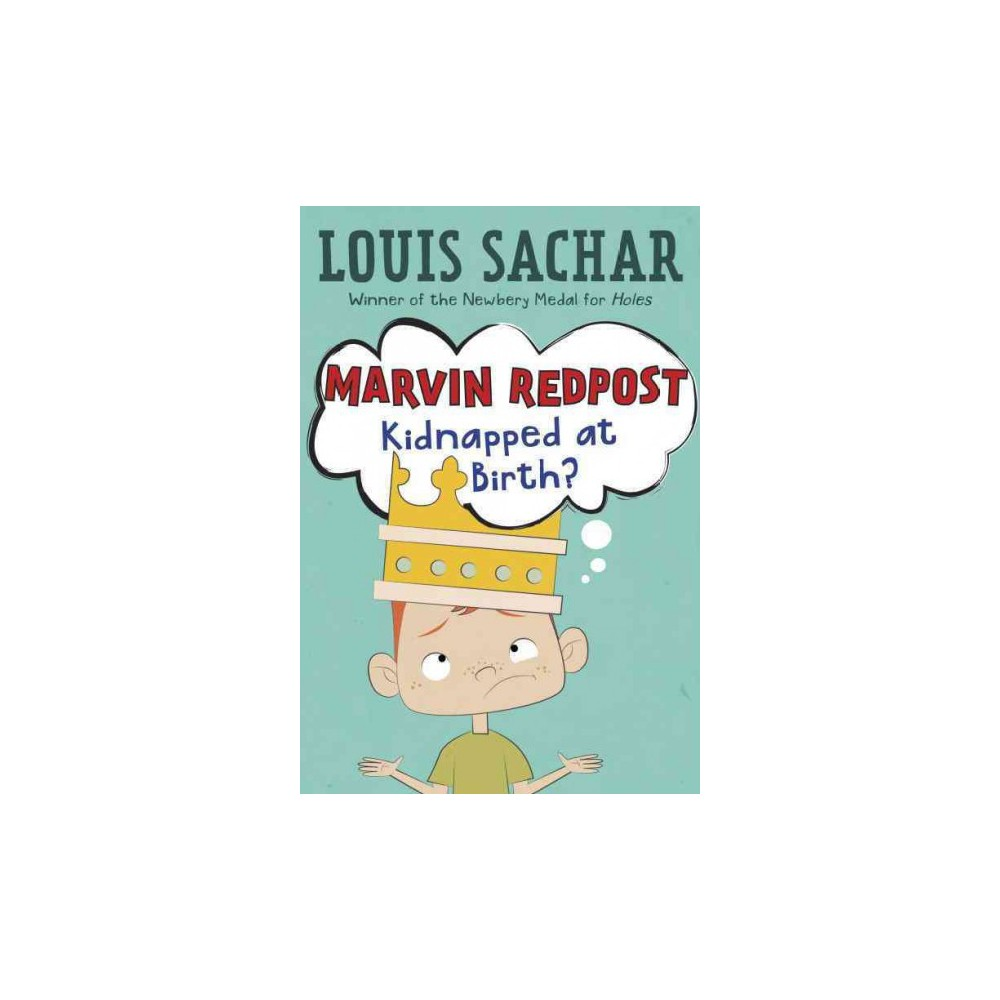 Kidnapped at Birth? ( Marvin Redpost) (Reissue) (Paperback)