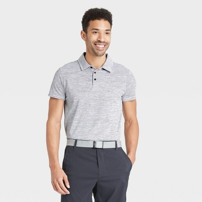 Men's Striped Polo Shirt - All in Motion™