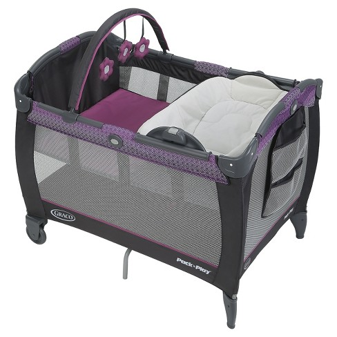 Graco® Pack 'n Play Playard with Reversible Napper and Changer Bassinet - image 1 of 7