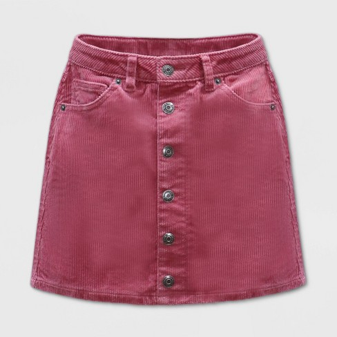 Girls' Corduroy Skirt - Cat & Jack™ - image 1 of 4