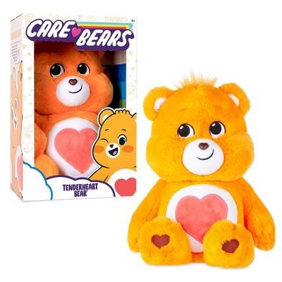"""Care Bears Tenderheart Bear 14"""" Medium Plush Stuffed Animal"""