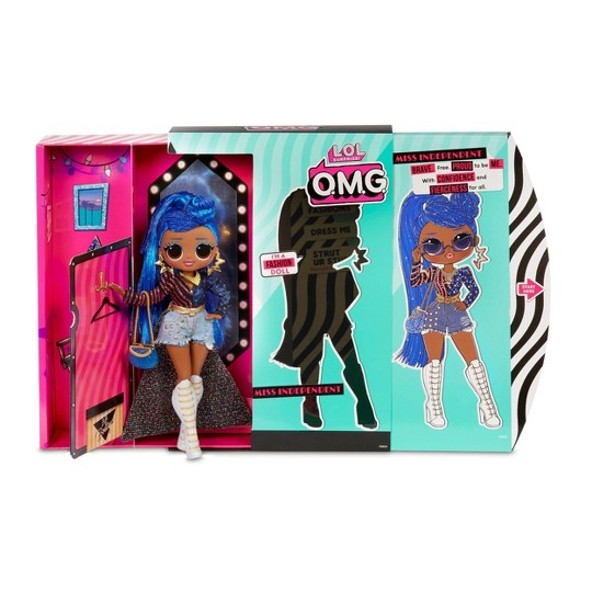 L.O.L. Surprise! O.M.G. Miss Independent Fashion Doll image number null