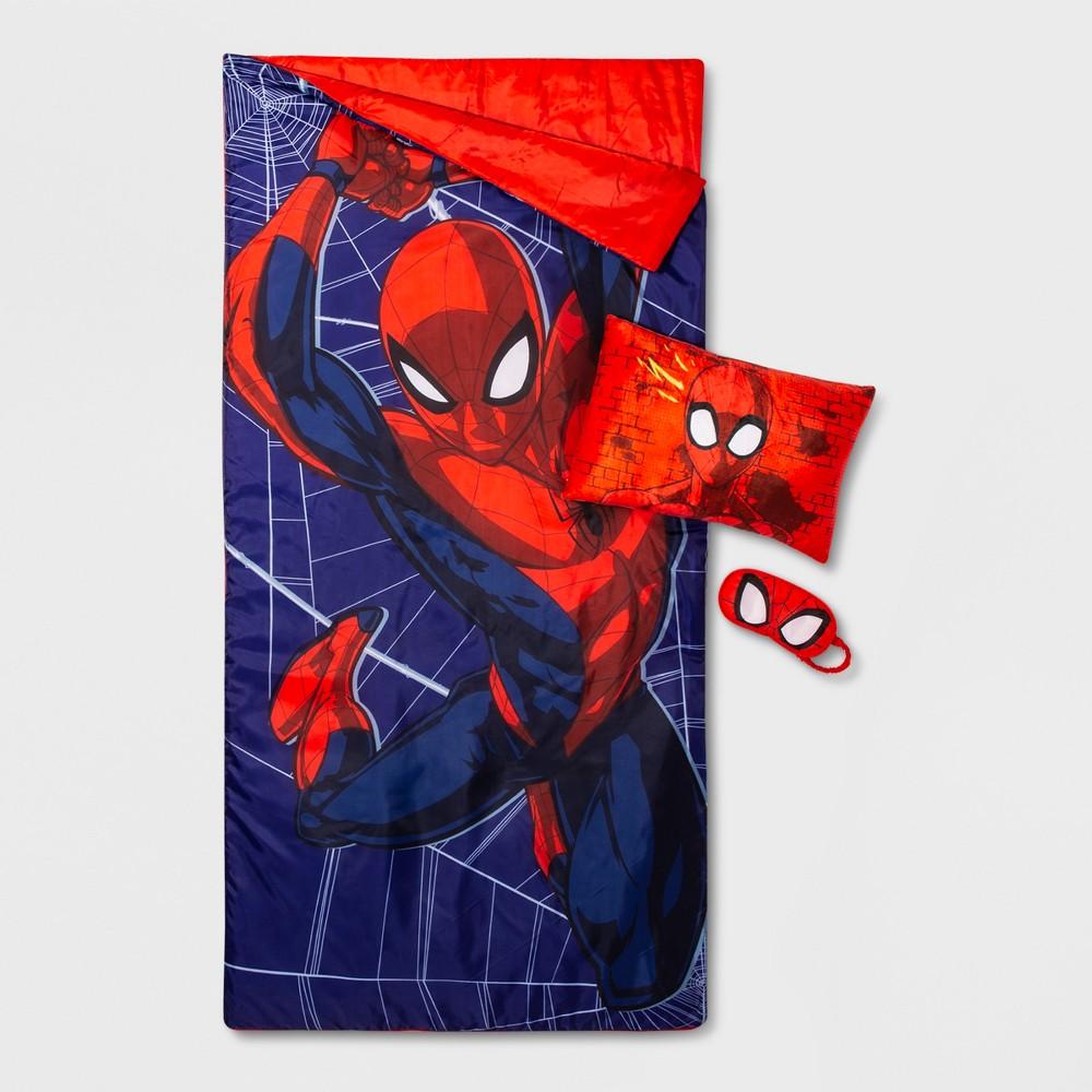 Marvel Spider-Man 3pc Sleeping bags, Blue