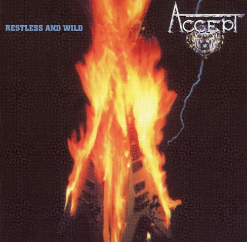 Accept - Restless & wild (CD) - image 1 of 9