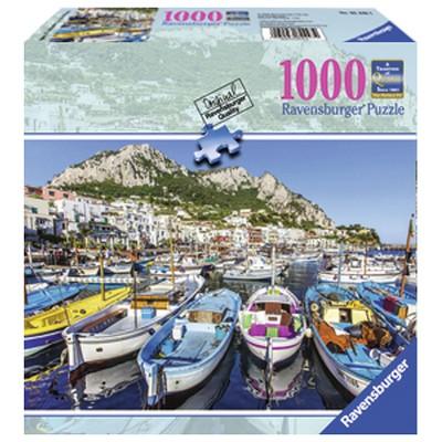 Ravensburger Colorful Marina Puzzle 1000pc