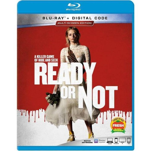 Ready Or Not (Blu-Ray) - image 1 of 1