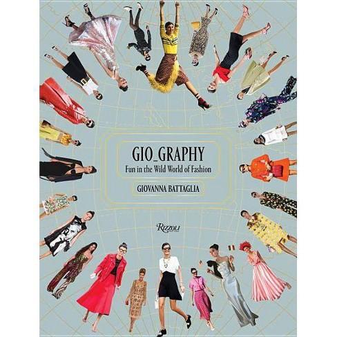 Gio_graphy - by  Giovanna Battaglia (Hardcover) - image 1 of 1