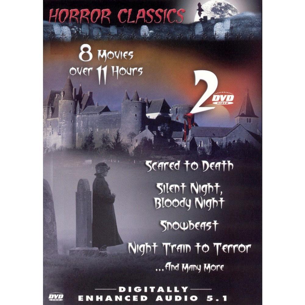 Horror Classics Vol 5 & Vol 6 (Dvd)