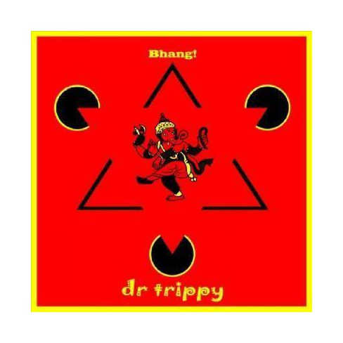 Dr Trippy - Bhang! (CD) - image 1 of 1