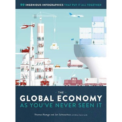 The Global Economy as You've Never Seen It - by  Thomas Ramge & Jan Schwochow (Hardcover)