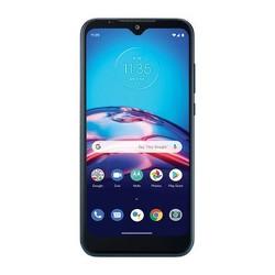 Consumer Cellular Postpaid Moto E (32GB) - Blue