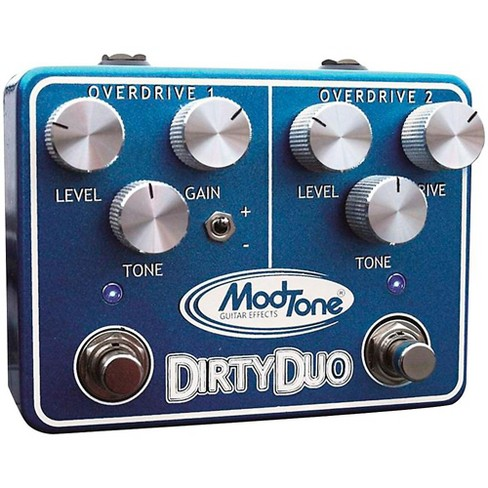 Modtone Dirty Duo Guitar Effects Pedal - image 1 of 1