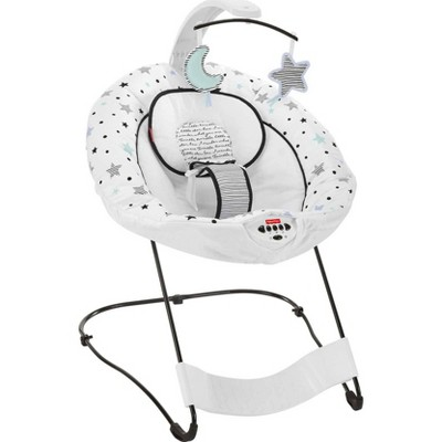 Fisher-Price See & Soothe Deluxe Bouncer - Starry Wonders