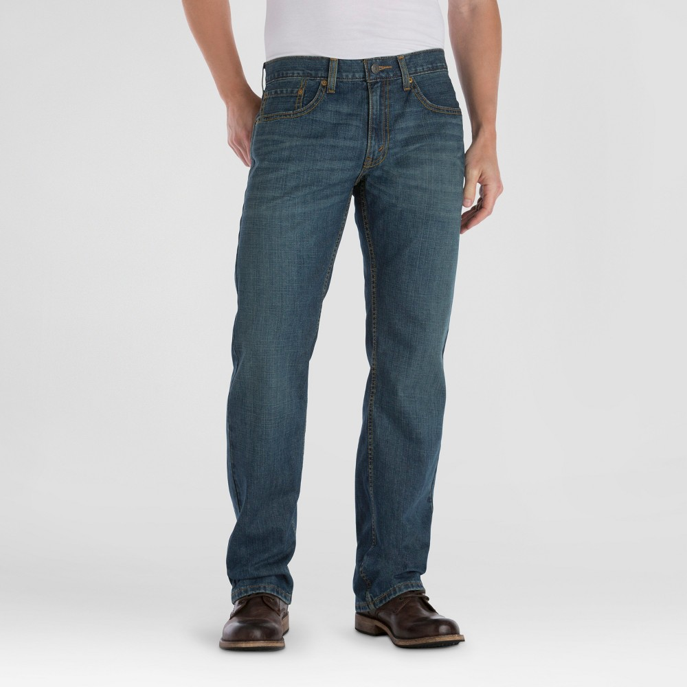 Denizen from Levi's Men's 285 Relaxed Fit Jeans - Marine 32X30