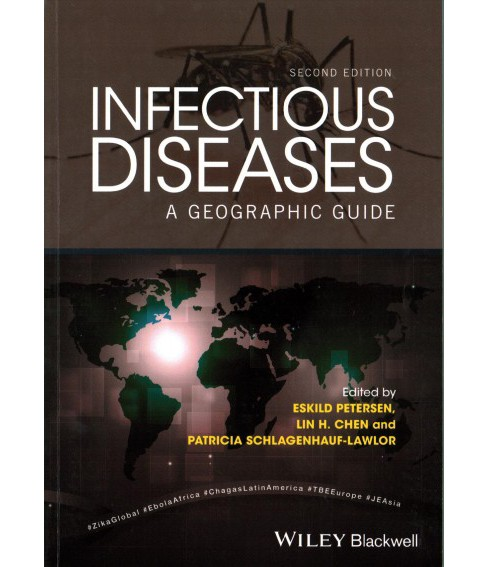 Infectious Diseases : A Geographic Guide (Paperback) - image 1 of 1
