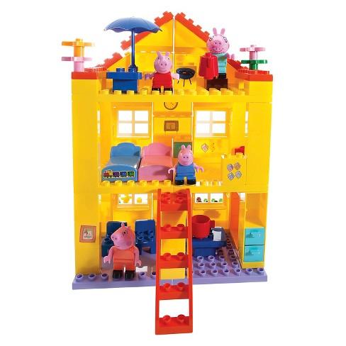 Peppa Pig Peppa S House Construction Set