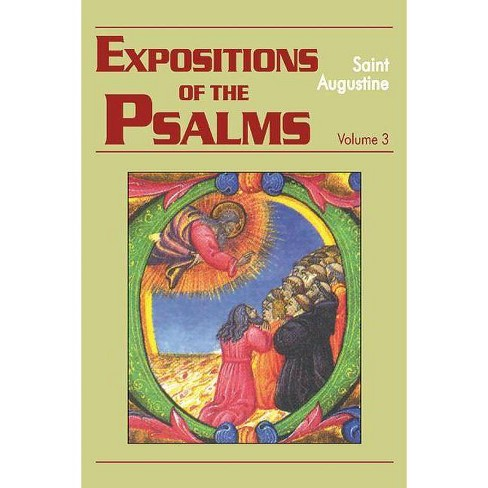 Expositions of the Psalms 51-72 - (Paperback) - image 1 of 1