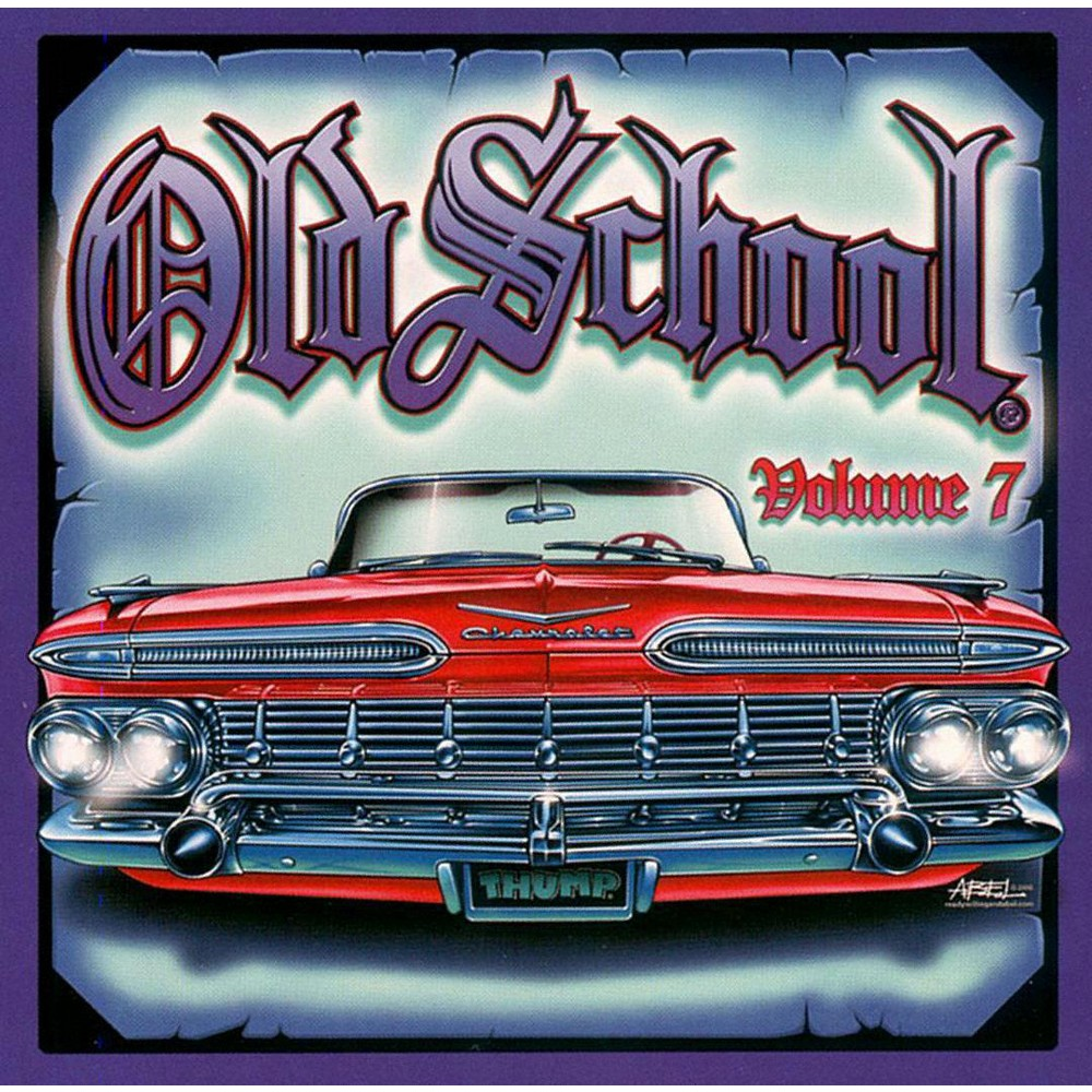 Various - Old School Volume 7 (CD)