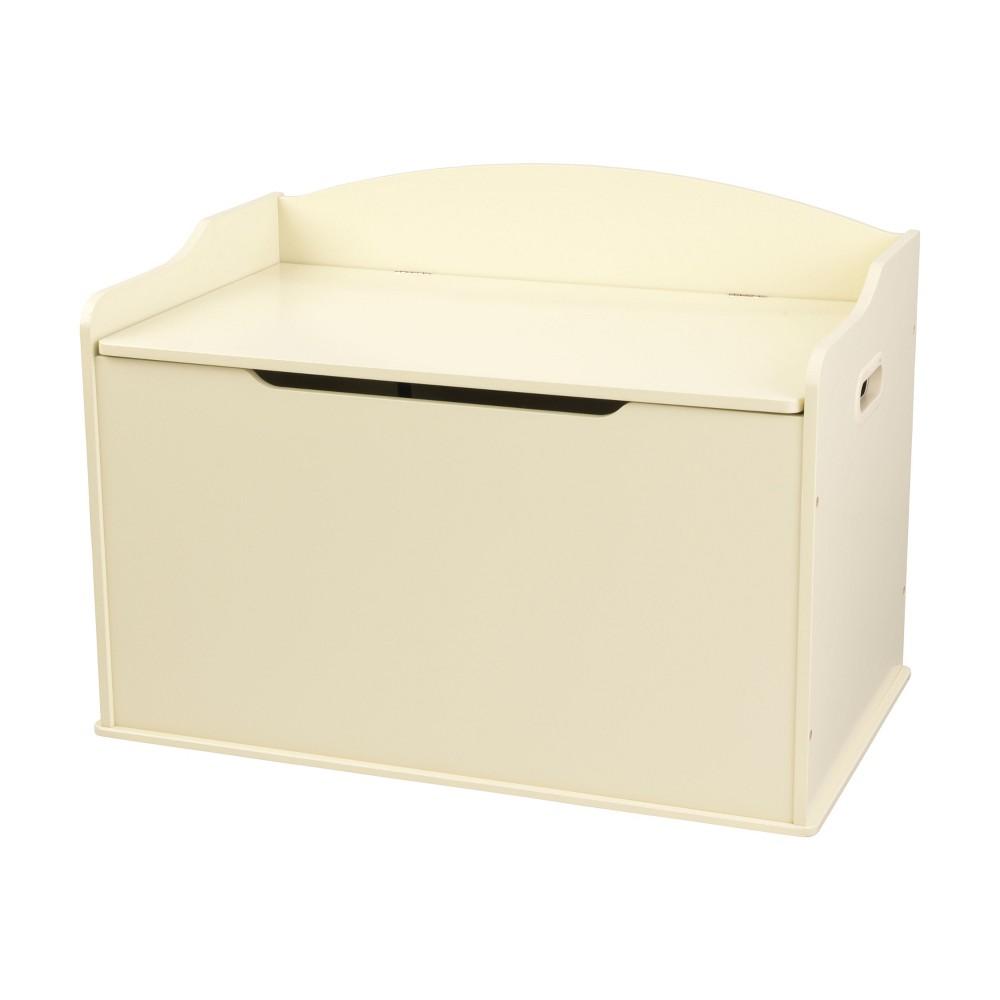 Image of Kidkraft Austin Toy Box - Vanilla