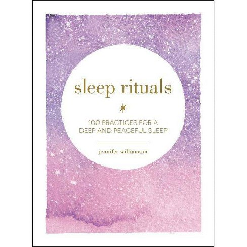 Sleep Rituals - by  Jennifer Williamson (Hardcover) - image 1 of 1
